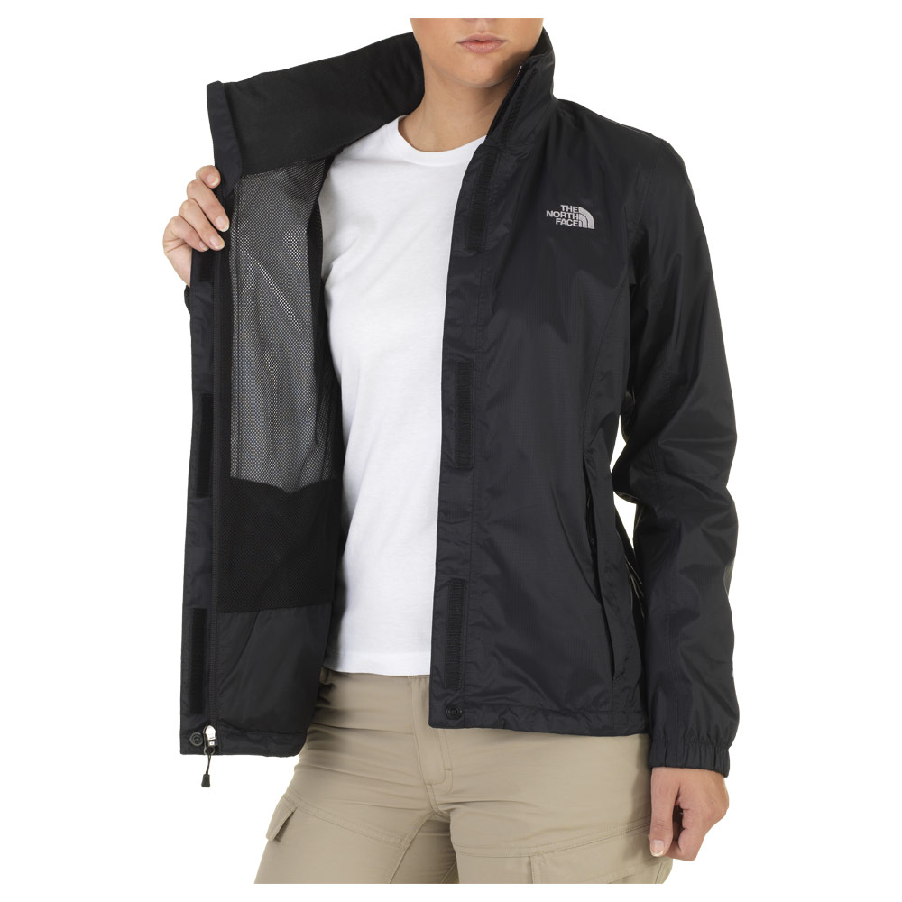 the north face resolve jacket women regenjacke damen hardshell jacke ebay. Black Bedroom Furniture Sets. Home Design Ideas