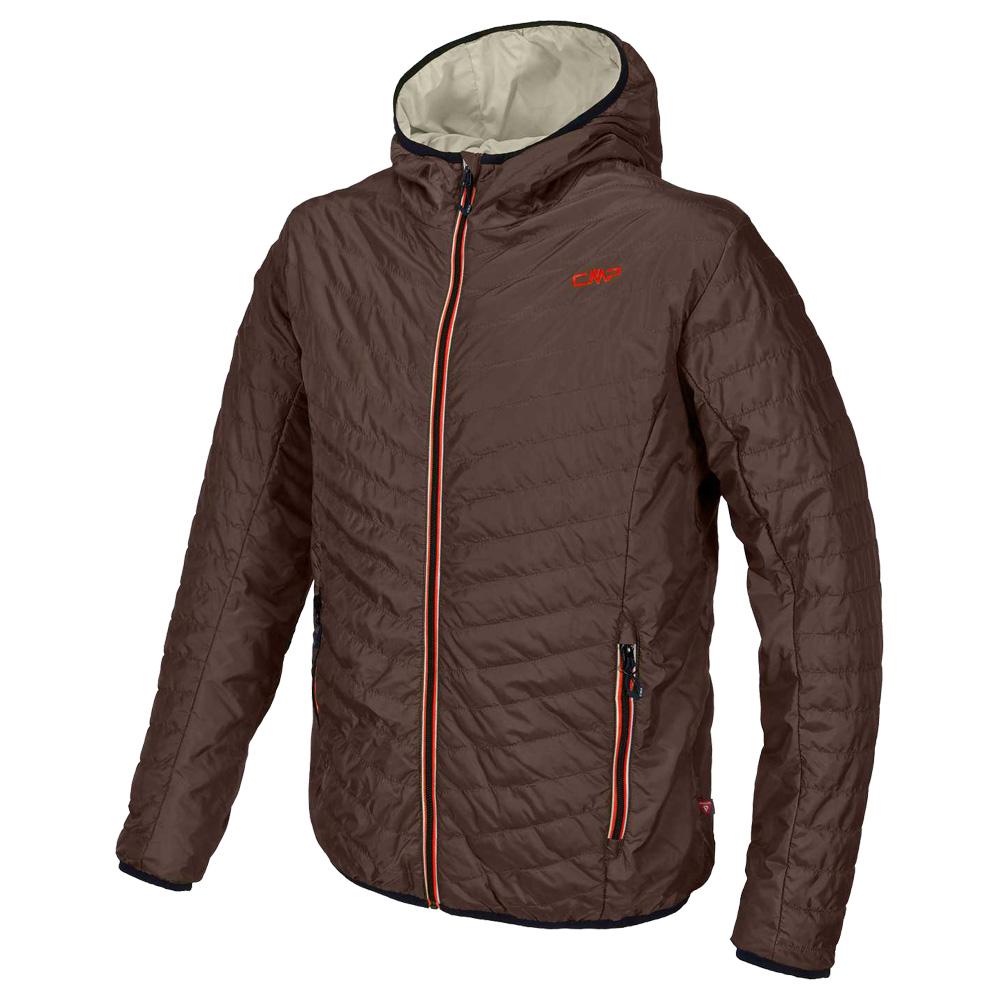 cmp man jacket fix hood 3z60157 primaloft jacke herren ebay. Black Bedroom Furniture Sets. Home Design Ideas