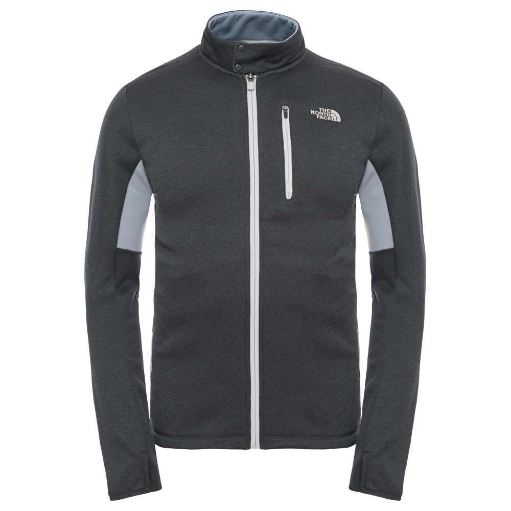 the north face attitude full zip jacket men herren. Black Bedroom Furniture Sets. Home Design Ideas