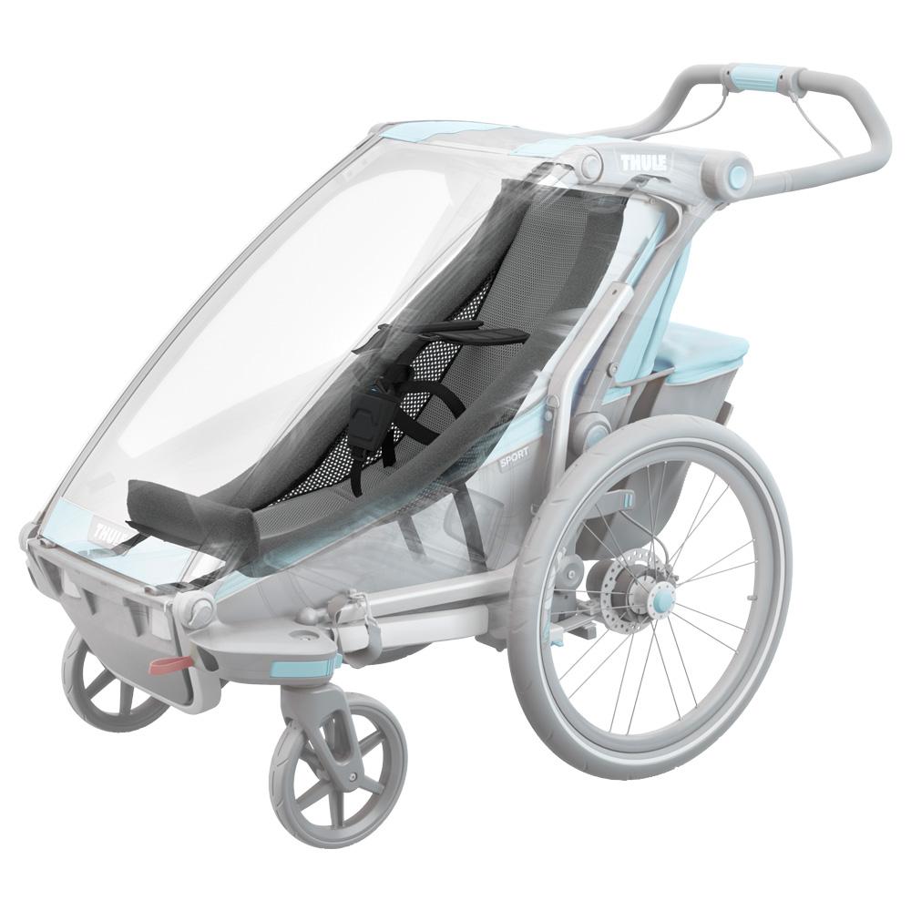 thule chariot infant sling babysitz f r fahrradanh nger ebay. Black Bedroom Furniture Sets. Home Design Ideas