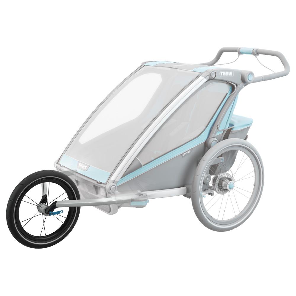 thule chariot jogging kit 2 jogging set f r kinderanh nger. Black Bedroom Furniture Sets. Home Design Ideas