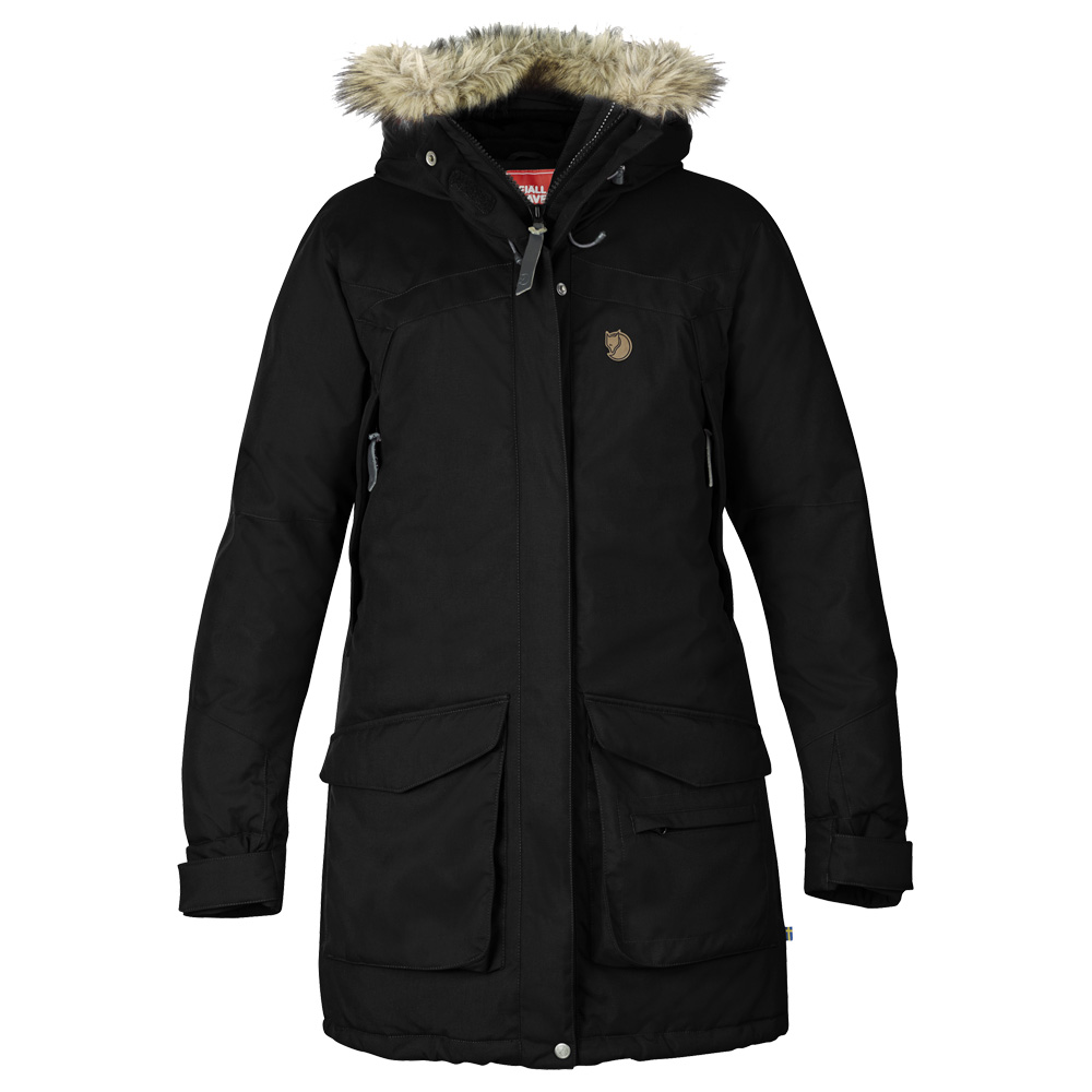 fj llr ven nuuk parka winterparka damen ebay. Black Bedroom Furniture Sets. Home Design Ideas