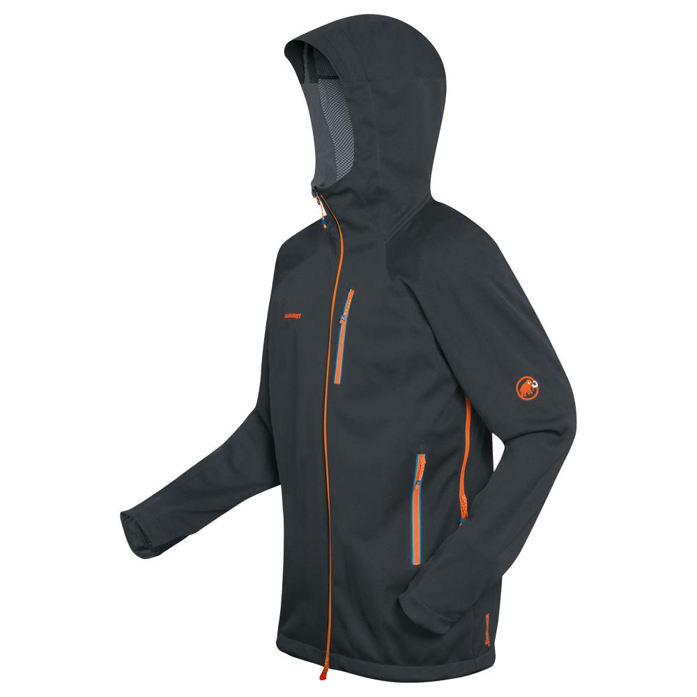 mammut eiger extreme ultimate nordpfeiler jacket men softshelljacke herren ebay. Black Bedroom Furniture Sets. Home Design Ideas