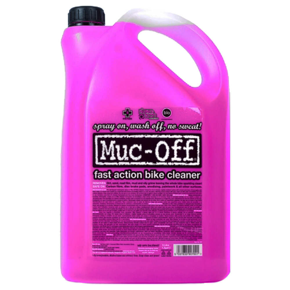 Muc-Off Nano Tech Bike Cleaner - Testsieger