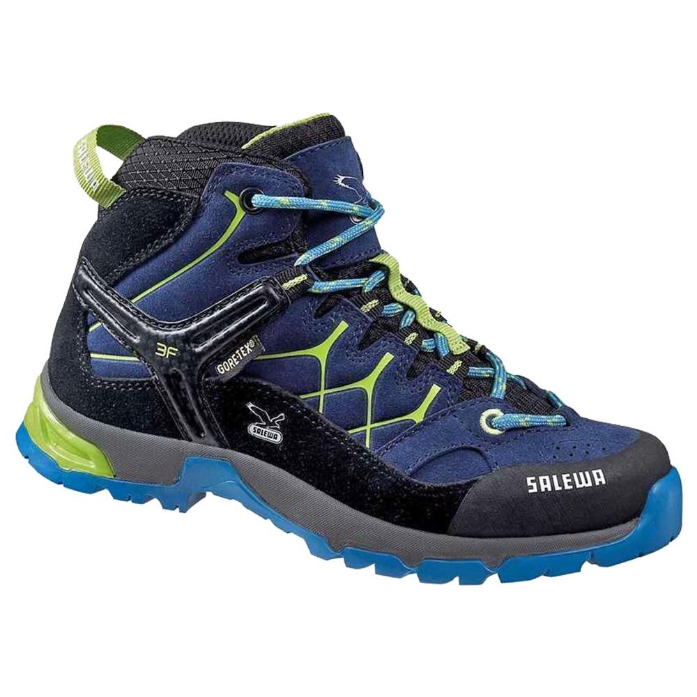 Salewa junior alp trainer mid gtx wanderstiefel kinder ebay for Salewa amazon