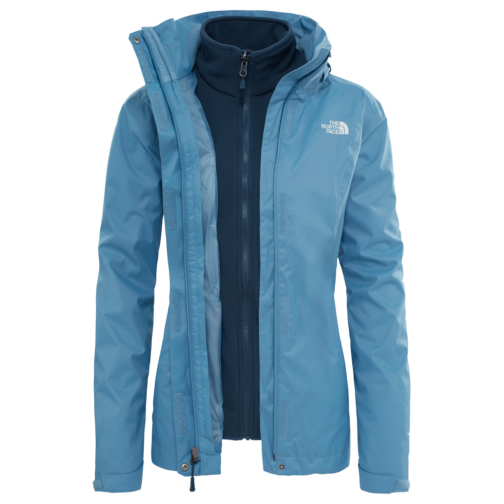 the north face evolve ii triclimate jacket women damen. Black Bedroom Furniture Sets. Home Design Ideas