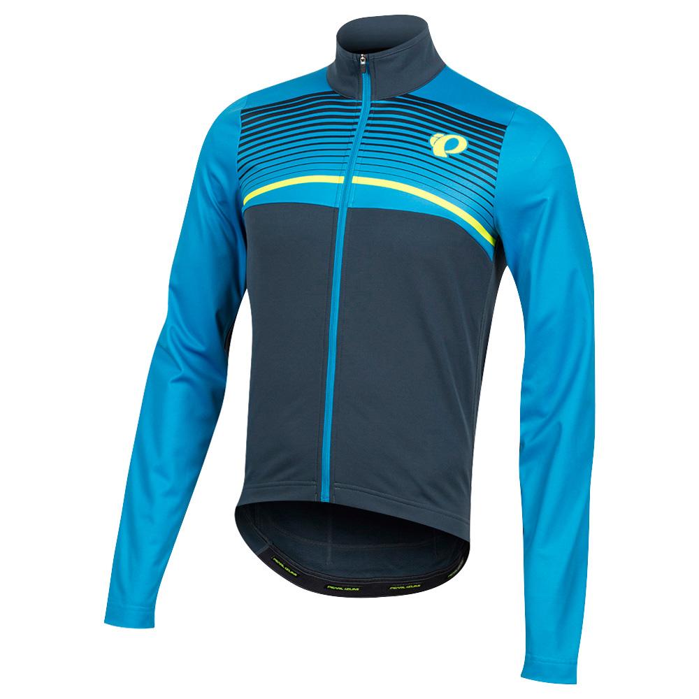 Pearl Izumi Select Herren Thermal LTD Jersey Men Herren Select Fahrradtrikot lang db1919