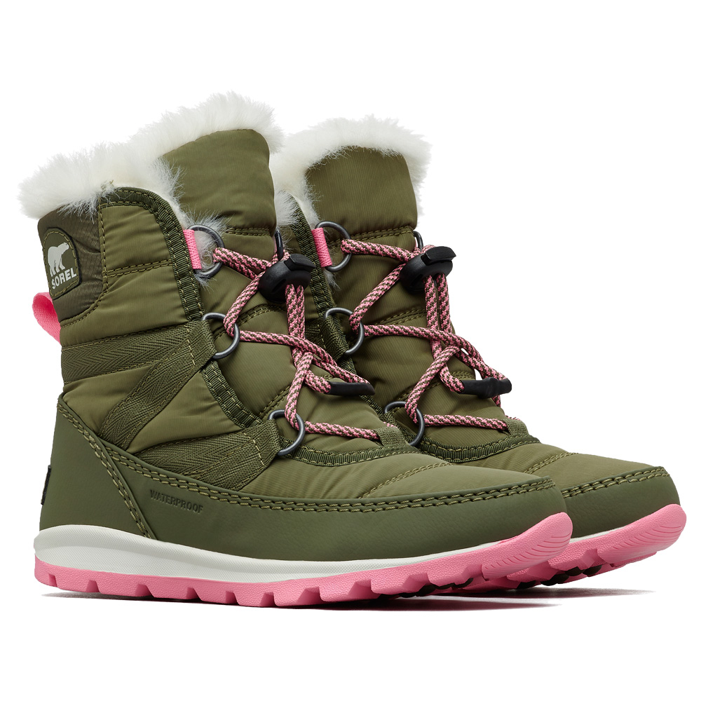 Sorel Youth Whitney Short Lace Lace Lace Kinder WinterStiefel 6019c7
