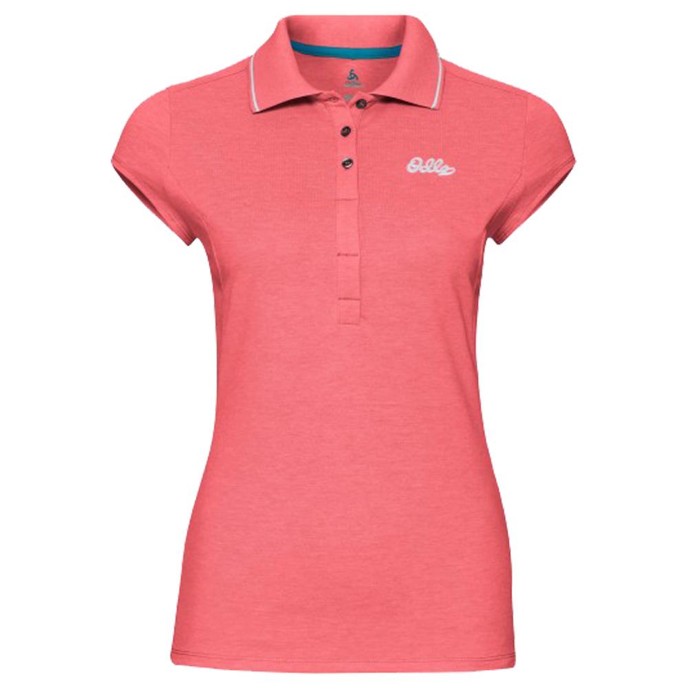 76bbbde846b9f2 Details zu ODLO Polo s/s Kumano women Funktionsshirt Poloshirt Damen