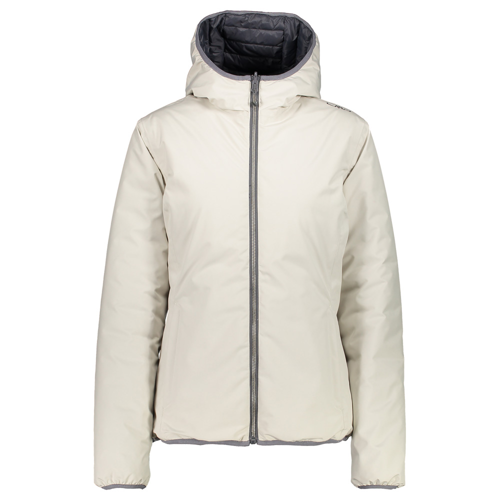 Details zu CMP Woman Fix Hood Jacket 3Z23576 Damen Hardshelljacke